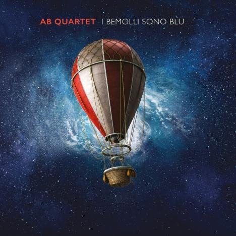 AB quartet e il nuovo album i bemolli sono blu