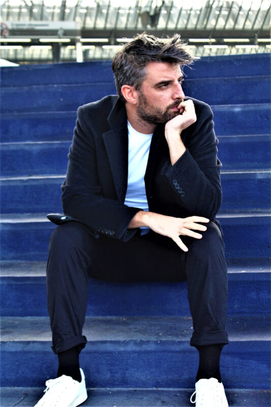 Berardi pregiato e premiato cantautore si racconta